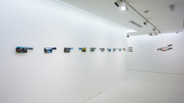 Installation view. Photography by Ng Wu Gang