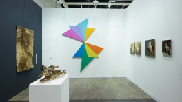 Installation View Sullivan+Strump Art Basel Hong Kong 2019 Booth 3C03