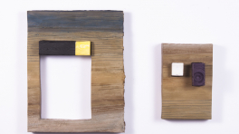 Irfan Hendrian, Thrifty use of wood slabs