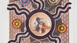 Tony Albert 'Mid Century Modern in Collaboration with Kristabell Porter, Warakurna'