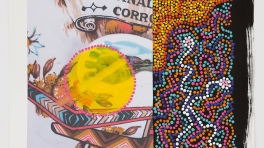 Tony Albert 'Mid Century Modern in Collaboration with Katherine Shepherd, Warakurna'