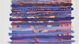 Tony Albert 'Mid Century Modern in Collaboration with Sheila Giles, Warakurna'