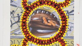 Tony Albert 'Mid Century Modern in Collaboration with Terri-Anne Robinson, Warakurna'