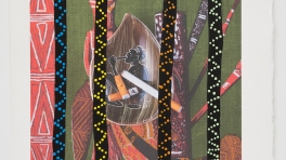Tony Albert 'Mid Century Modern in Collaboration with Trudy Holland, Warakurna'